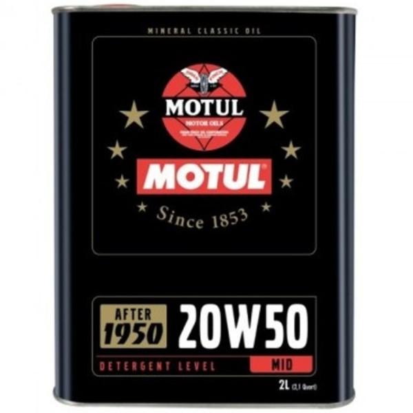 Motul Classic 20w50 2 L