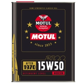 Motul 2100 Classic 15w50 2L