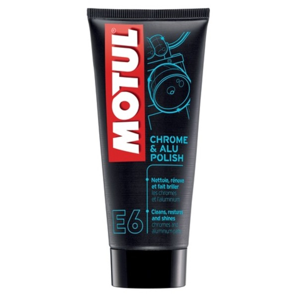 Motul Chrome & Alu Polish E6 100 ml