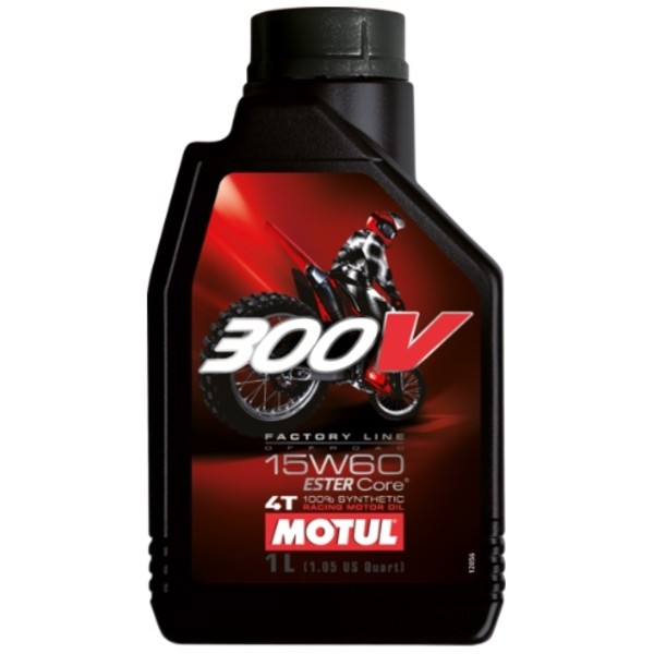 Motul 300V Factory Line Off-Road 15w60 1L