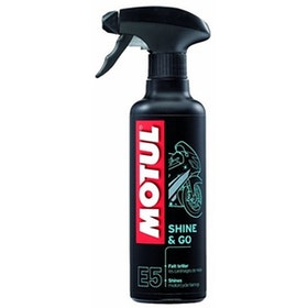 Motul Shine & Go E5 400 ml Pump