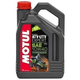 Motul ATV-UTV Expert 10w40 4L