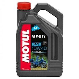 Motul ATV-UTV 10w40 4L
