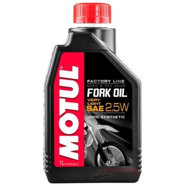 Motul Forkoil Factory Line 2,5w 1L