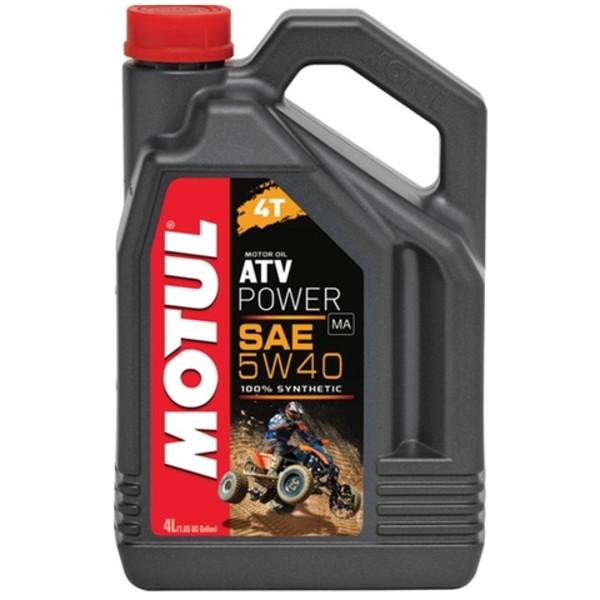 Motul ATV Power 5w40 4L