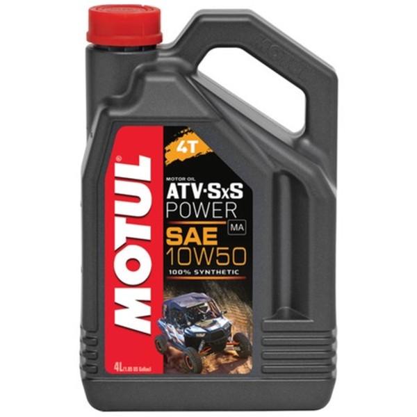 Motul ATV SxS Power 10w50 4L