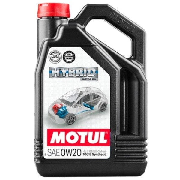 Motul Hybrid 0w20 4 L