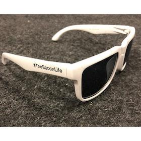 Solglasögon - Vita