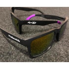 Solglasögon - Lila (3-Pack)