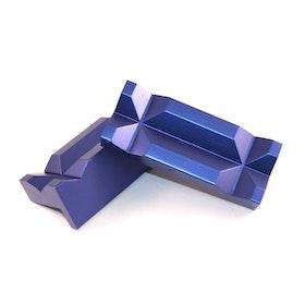 Skruvstädsbackar - Aluminium