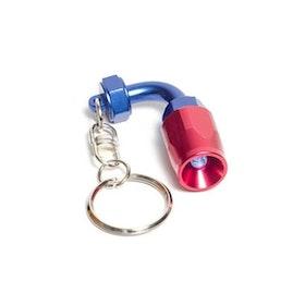 Nyckelring med diodlampa