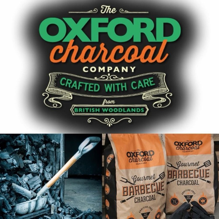 Oxford Charcoal Company Körbärs kol 5kg