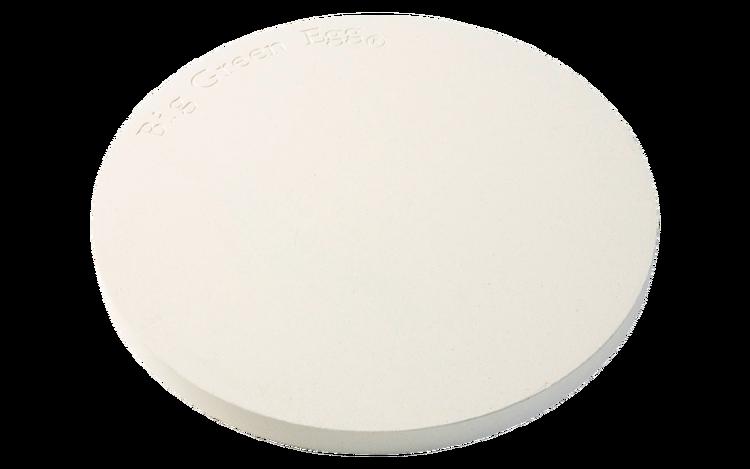 Pizza och baksten till Big Green Egg XL