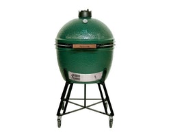 Big Green Egg XL kompletta BBQ paket inkl. Big Green Eggs XL grill, Nest(benstälning) & Conveggtor(för indirekt grillning)