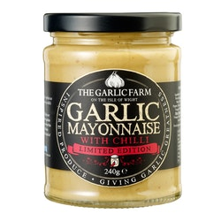 The Garlic Farms Garlic Mayonnaise with Chilli 240g