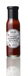 Smokey Chipotle Ketchup 280g från Sinclair Condiments Co.