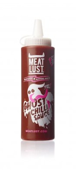 Meat Lust Ghost Chili Sauce 250ml