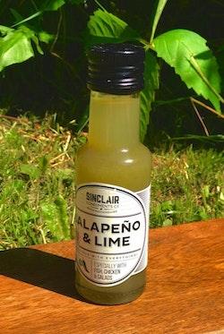 Sinclair Condiments Jalapeno & Lime 100ml