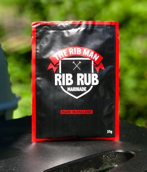 The Rib Man Rib Rub 35g