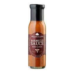 The Garlic Farm Barbecue Sauce 250g