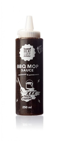 Meat Lust BBQ Mop Sauce 250ml