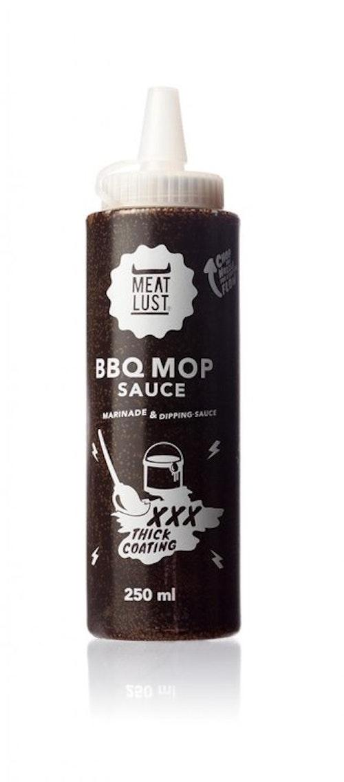 Meat Lust BBQ Mop Sauce 250ml