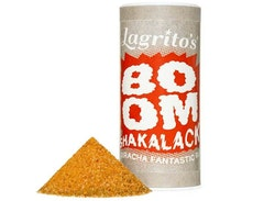 Lagrito´s Boom shakalack rub 150g
