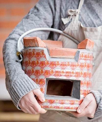 Tao 27 den handgjorda lilla grillen
