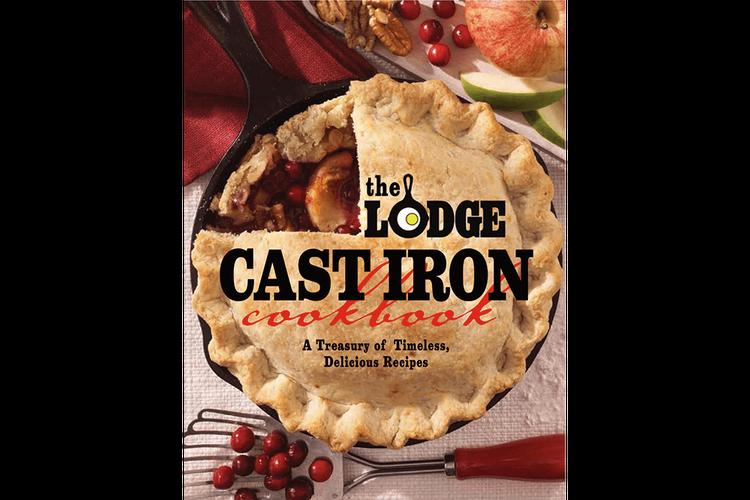 The Lodge Castiron Cookbook på engelska