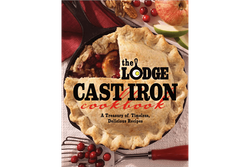 The Lodge Castiron Cookbook på engelska