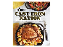 Lodge Cast Iron Nation Great Amarican Cooking From Coast To Coast på Engelska