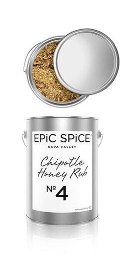 Epic Spice Chipotle Honey Rub 1kg