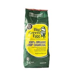 Big Green Egg kol 9kg Hickory och Ek