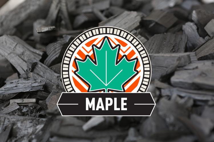 Oxford Charcoal Company Maple/Lönn 5kg