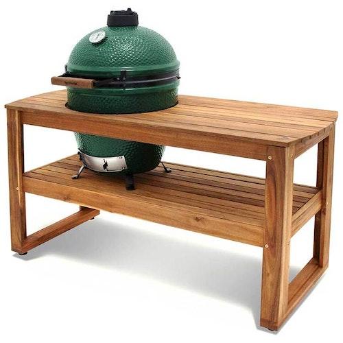 Bord till Big Green Egg XL i Akacia hardwood