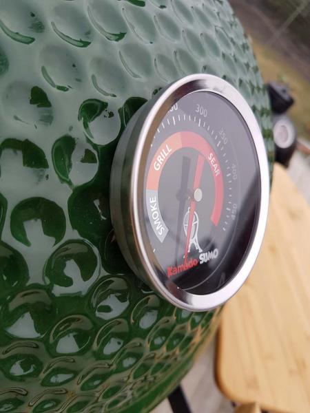 Kamado SUMO Maxi Grön med tillbehörspaket