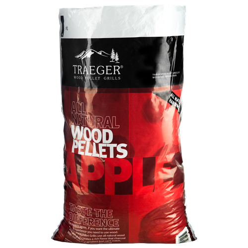 Traeger äpple pellets