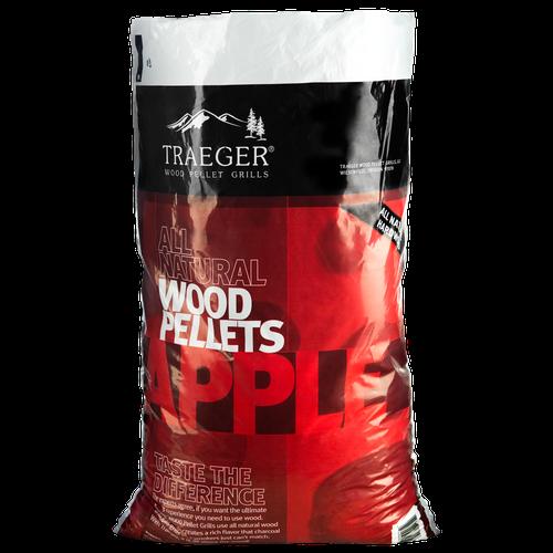 Traeger äpple pellets