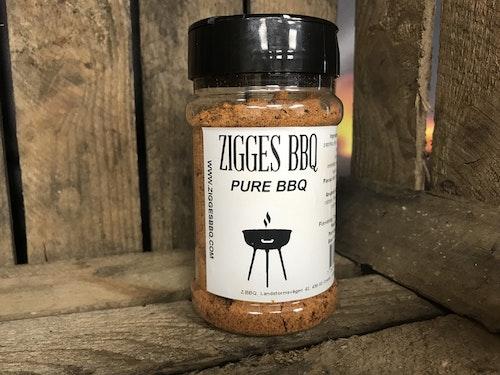 Zigges BBQ Pure BBQ Rub 200g