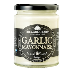 The Garlic Farms  Garlic Mayonnaise 240g (grillad vitlöks majonäs)