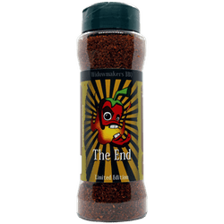 Widowmaker BBQ rub The End 115g
