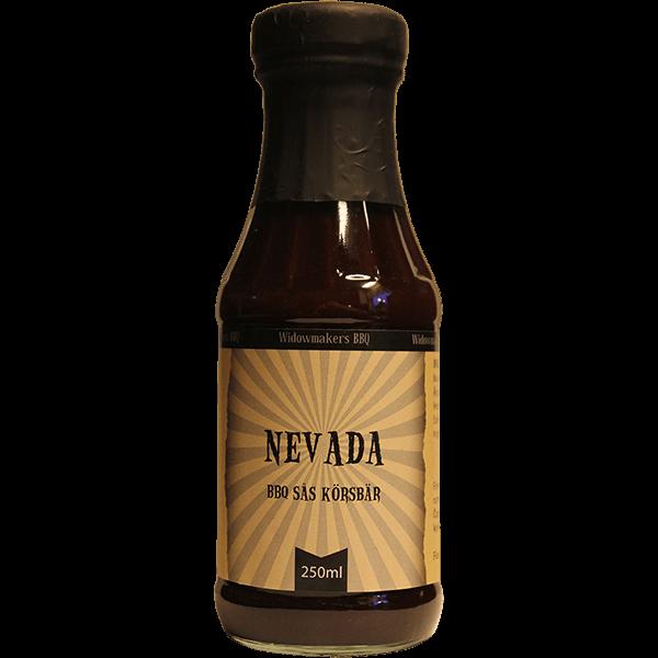 Widowmakers Nevada BBQ sås
