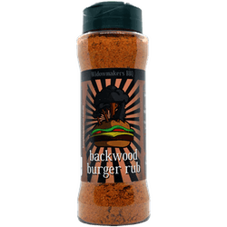 Blackwood burger rub 105g