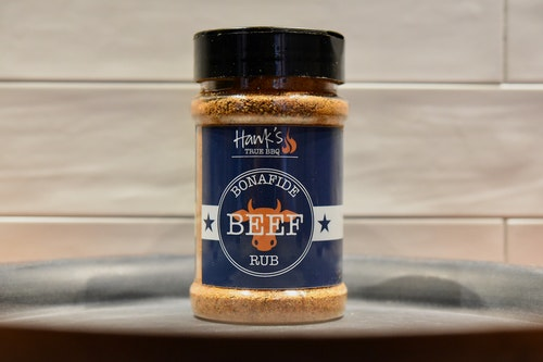 Hank's Bonafide Beef Rub 200ml