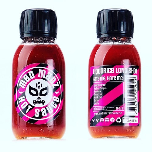 Mad Madz Liquorice Long Shot