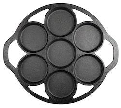 Lodge Cast Iron Mini Cake Pan