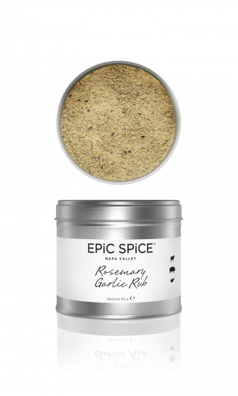 Epic Spice - Rosemary Garlic Rub, 150g