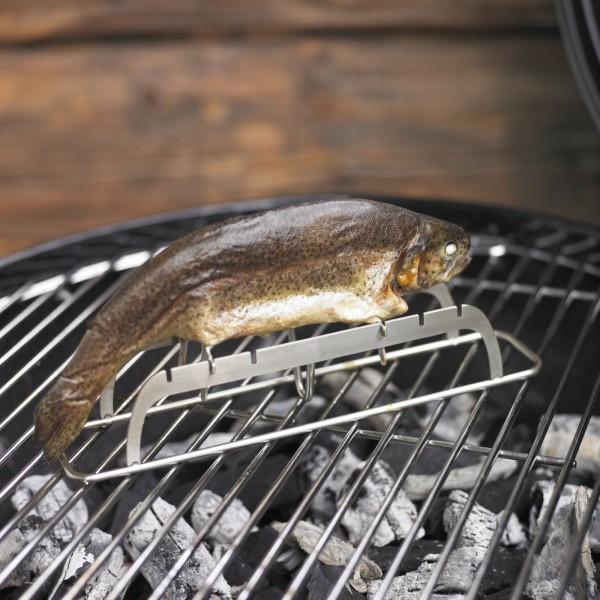 Rösle fiskställning