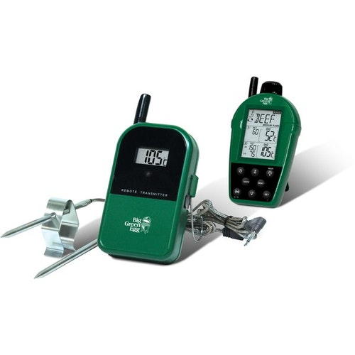 Big Green Egg Dual Probe Trådlös Termometer