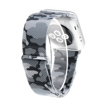 Apple Watch Armband Milanesisk 38/40mm Ljus KAMOUFLAGE